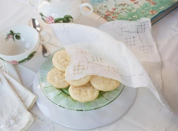 Tea Cakes Recipe
