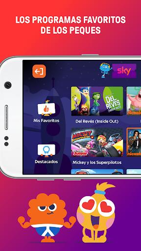Sky: pelu00edculas y TV 3.1.2 gameplay | AndroidFC 1