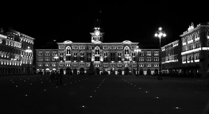 Trieste piazza Unità d'Italia di oiseneg