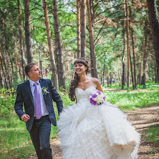 Wedding photographer Tatyana Tarakanova (SilverFox). Photo of 14.11.2014