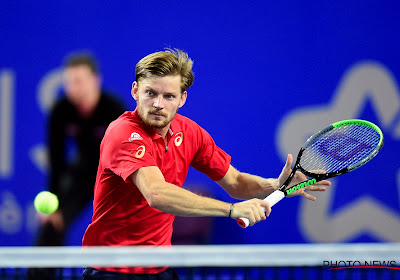 David Goffin verliest in drie sets van Jan-Lennard Struff op ATP Cincinnati