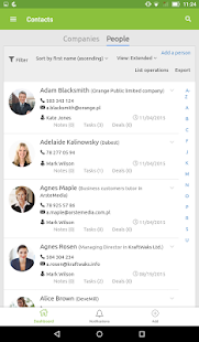 Livespace - Sales CRM- screenshot thumbnail