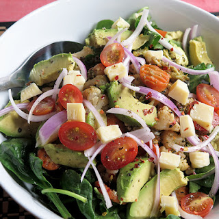 California Style Avocado Salad.