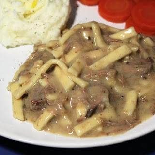 Roast Beef Egg Noodles Recipes