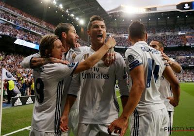 """Ronaldo reste modeste: """"L'équipe a été phénoménale"""""""