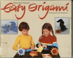 Photo: Easy Origami Nakano, Dokuohtei translated by Eric Kenneway Viking Kestrel 1987 Hardback 64 pp ISBN 0670803820