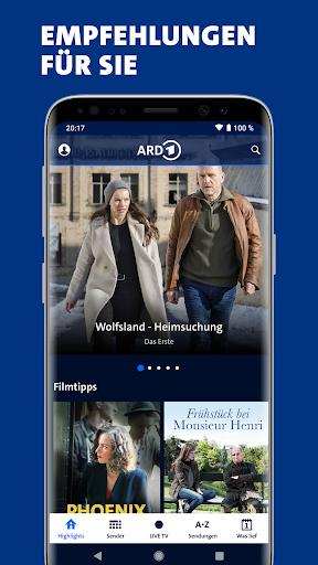 ARD Mediathek 8.2.2 screenshots 4