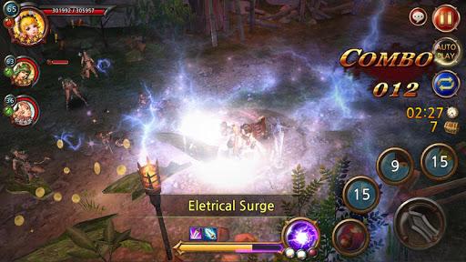 Team Guardian : legend of 23 heroes 2.2.1 screenshots 5