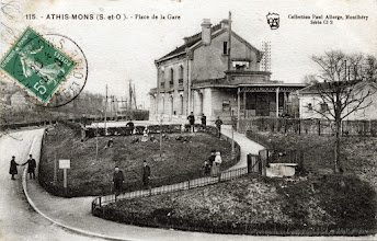 Photo: 115. - Athis-Mons (S. et O.). - Place de la Gare