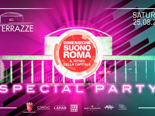 Le Terrazze Events Ls Dance Club A Roma