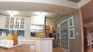 Open Concept Kitchen Reno