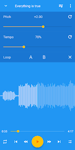 Music Speed Changer 8.9.10 (Unlocked) (Modded) (Armeabi-v7a)