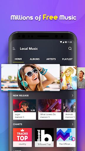 Free Music - Music Player, MP3 Player 10.2.4 Screenshots 9