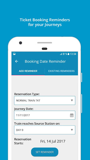 Indian Rail Train Info 3.0.61 screenshots 7