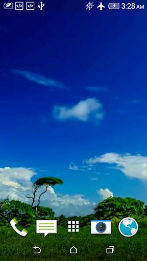 自然ビデオライブ壁紙