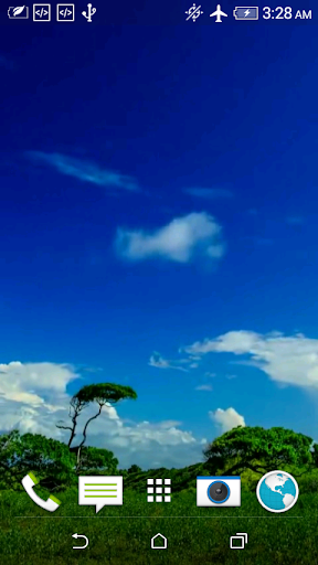 Nature Video Live Wallpaper