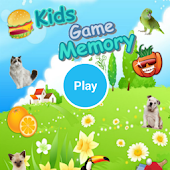Kids Memory Game Children's