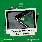 WhatsApp app clone development | Whatsapp clone app Development