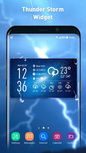 6 day weather forecast&widget ud83cudf27ud83cudf27 10.2.7.2270 screenshots 1