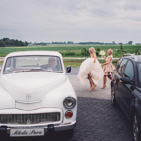 Wedding photographer Łukasz Pietrzak (lukaszpietrzak). Photo of 21.12.2017