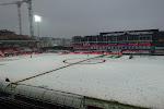 Code rood in Nederland: Eredivisie last alle duels van zondag af