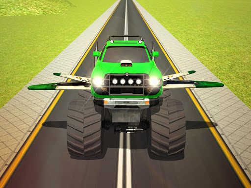 Flying Truck Pilot Driving 3D screenshots 5
