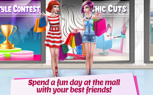 Shopping Mall Girl - Dress Up & Style Game  screenshots 2