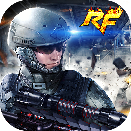 Rush Fire - Free Online Shooting Game