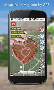Planimeter - GPS area measure v4.6.0