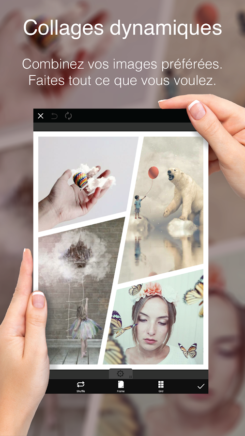 PicsArt - Photo Studio- Editor – Capture d'écran