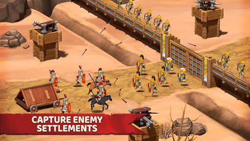 Grow Empire: Rome  screenshots 15