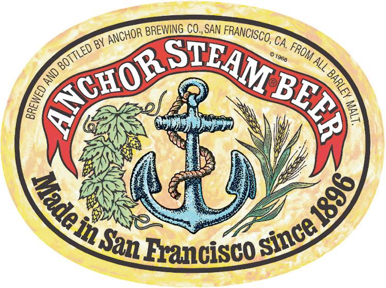 Logo of Anchor Steam