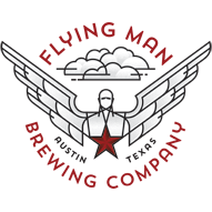 Logo of Flying Man Supersonic Blonde