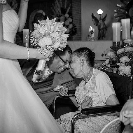 Fotógrafo de bodas John mauricio Palacio (johnpalaciojr). Foto del 07.11.2017