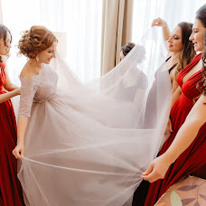 Wedding photographer Elena Voroba (lenavoroba). Photo of 03.03.2018