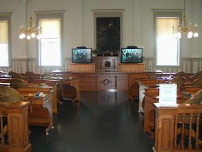 Photo: Tallahasssee, Parliamentsgebäude, Florida