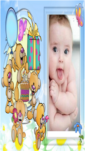 Kids And Baby Photo Frames screenshot 4