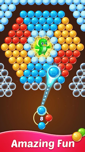 Bubble Shooter Pop-Blast Bubble Star 1.02.5009 screenshots 4