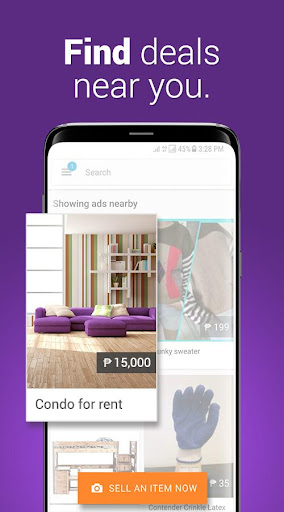 OLX Philippines Buy and Sell 7.9.1 screenshots 1