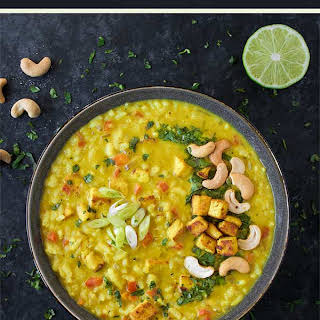 Thai Coconut Curry Stew.
