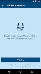 Erste mBanking - náhled