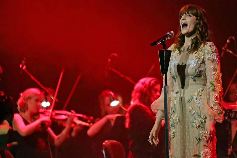 Photo: Florence + The Machine - Photo by Prudence Upton