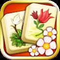 Mahjong Spring Flower Garden icon