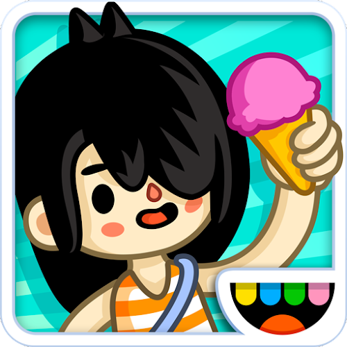 Toca Life: Vacation 1.3-play