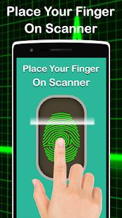 Blood pressure tracker,blood sugar fingertip-Prank - náhled