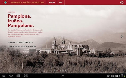 Pamplona | Guía- screenshot thumbnail