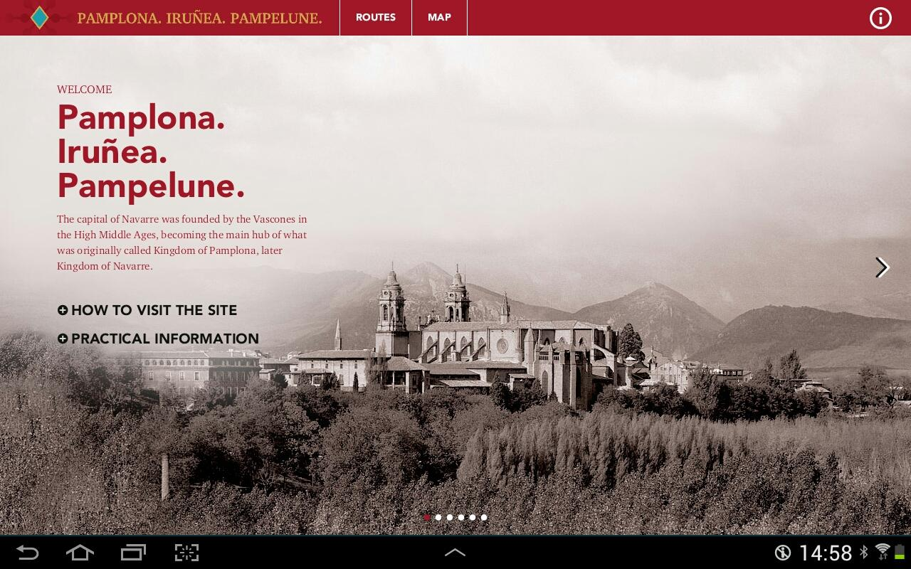 Pamplona | Guía- screenshot