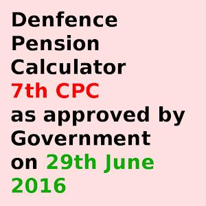 7 CPC Defence Pension 29 June Gratis
