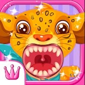 Baby Animal Star Teeth Doctor