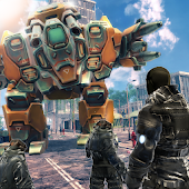 Mechs Vs Humanity 2: Giant Robots Aggressors Android APK Download Free By LvlApp - Match 3 Puzzle Games
